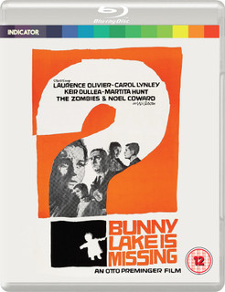 Bunny Lake Is Missing (1965) (Normal) [Blu-ray] [Blu-ray / Normal]