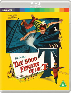 The 5000 Fingers of Dr. T (1953) (Remastered) [Blu-ray] [Blu-ray / Remastered]