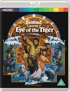 Sinbad and the Eye of the Tiger (1977) (Normal) [Blu-ray] [Blu-ray / Normal]