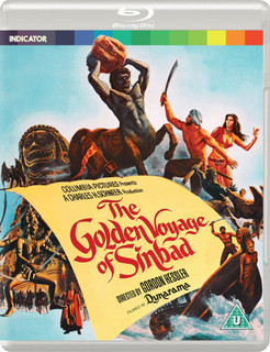 The Golden Voyage of Sinbad (1973) (Normal) [Blu-ray] [Blu-ray / Normal]