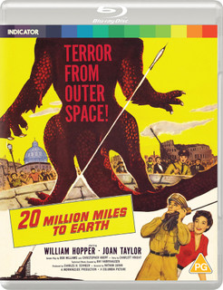 20 Million Miles to Earth (1957) (Normal) [Blu-ray] [Blu-ray / Normal]
