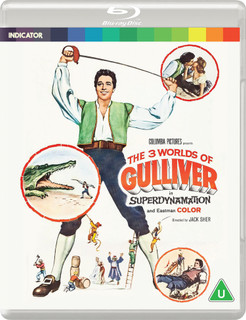The 3 Worlds of Gulliver (1960) (Normal) [Blu-ray] [Blu-ray / Normal]