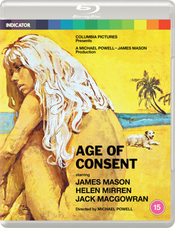 Age of Consent (1969) (Normal) [Blu-ray] [Blu-ray / Normal]