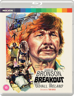 Breakout (1975) (Normal) [Blu-ray] [Blu-ray / Normal]