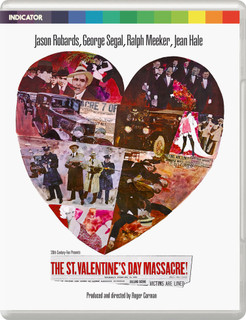 The St. Valentine's Day Massacre (1967) (Normal) [Blu-ray] [Blu-ray / Normal]