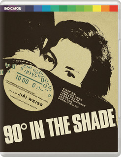 90 Degrees in the Shade (1965) (Limited Edition) [Blu-ray] [Blu-ray / Limited Edition]