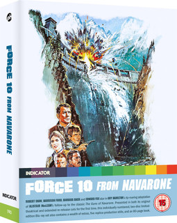 Force 10 from Navarone (1978) (Limited Edition) [Blu-ray] [Blu-ray / Limited Edition]
