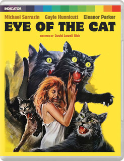 Eye of the Cat (1969) (Limited Edition) [Blu-ray] [Blu-ray / Limited Edition]