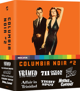 Columbia Noir #2 (1958) (Box Set with Book (Limited Edition)) [Blu-ray] [Blu-ray / Box Set with Book (Limited Edition)]
