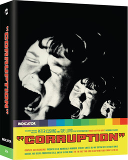 Corruption (1968) (Limited Edition with Book) [Blu-ray] [Blu-ray / Limited Edition with Book]