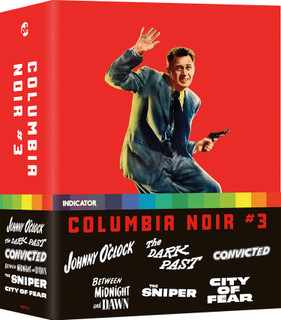 Columbia Noir #3 (1959) (Box Set with Book (Limited Edition)) [Blu-ray] [Blu-ray / Box Set with Book (Limited Edition)]
