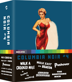 Columbia Noir #4 (1957) (Box Set with Book (Limited Edition)) [Blu-ray] [Blu-ray / Box Set with Book (Limited Edition)]