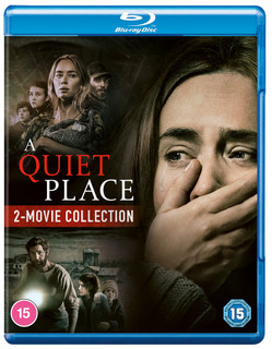 A Quiet Place: 2-movie Collection (2020) (Normal) [Blu-ray] [Blu-ray / Normal]