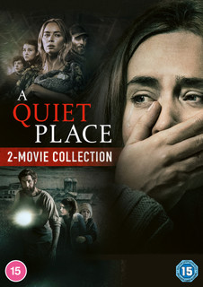 A Quiet Place: 2-movie Collection (2020) (Normal) [DVD] [DVD / Normal]
