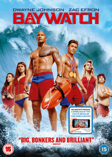 Baywatch (2017) (with Digital Download) [DVD] [DVD / with Digital Download]