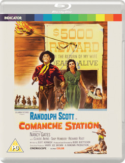 Comanche Station (1960) (Normal) [Blu-ray] [Blu-ray / Normal]