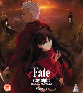 Fate/stay Night: Unlimited Blade Works - Part 1 (2014) (Normal) [Blu-ray] [Blu-ray / Normal]