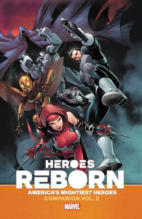 Earth's mightiest heroes companion. Vol. 2 (Graphic ed) [BOOK] [Paperback]
