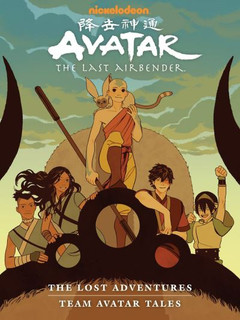 The lost adventures and Team Avatar tales (Graphic ed) [BOOK] [Hardback]