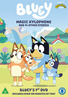 Bluey: Magic Xylophone and 14 Other Stories (2018) (Normal) [DVD] [DVD / Normal]
