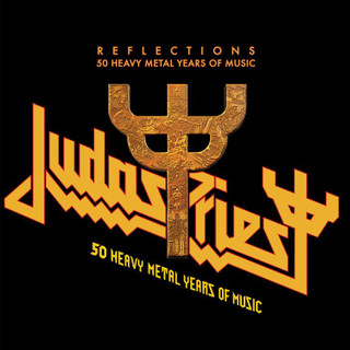 """Reflections: 50 Heavy Metal Years of Music (Limited  12"""" Album Coloured Vinyl) [Vinyl] [Vinyl / 12"""" Album Coloured Vinyl] (2021)"""