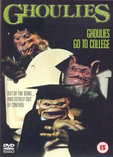 Ghoulies 3 - Ghoulies Go to College (1990) (Normal) [DVD] [DVD / Normal]