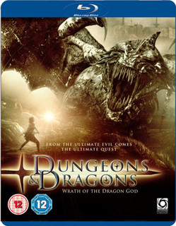 Dungeons and Dragons: Wrath of the Dragon God (2005) (Normal) [Blu-ray] [Blu-ray / Normal]