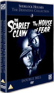 Sherlock Holmes: The Scarlet Claw/The House of Fear (1945) (Normal) [DVD] [DVD / Normal]