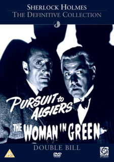 Sherlock Holmes: Pursuit to Algiers/The Woman in Green (1946) (Normal) [DVD] [DVD / Normal]