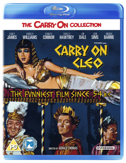 Carry On Cleo (1964) (Normal) [Blu-ray] [Blu-ray / Normal]