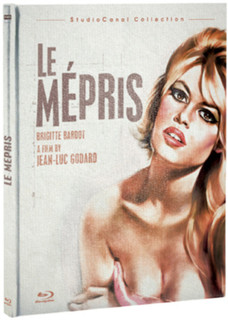 Le Mepris (1963) (Normal) [Blu-ray] [Blu-ray / Normal]