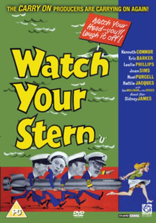 Watch Your Stern (1960) (Normal) [DVD] [DVD / Normal]