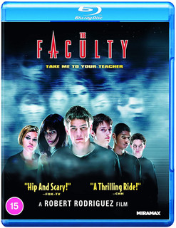 The Faculty (1998) (Normal) [Blu-ray] [Blu-ray / Normal]