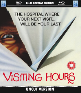 Visiting Hours (1982) (with DVD - Double Play) [Blu-ray] [Blu-ray / with DVD - Double Play]