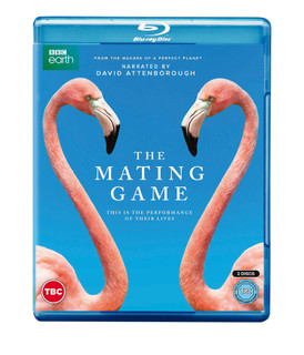 The Mating Game (2021) (Normal) [Blu-ray] [Blu-ray / Normal]