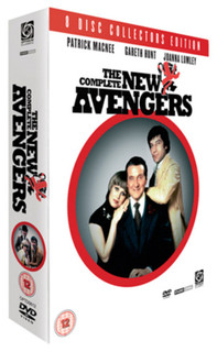 The New Avengers: The Complete Collection (1977) (Box Set) [DVD] [DVD / Box Set]