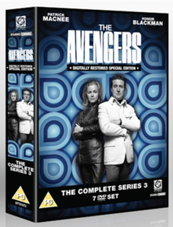 The Avengers: The Complete Series 3 (1964) (Normal) [DVD] [DVD / Normal]
