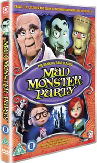 Mad Monster Party? (1967) (Normal) [DVD] [DVD / Normal]