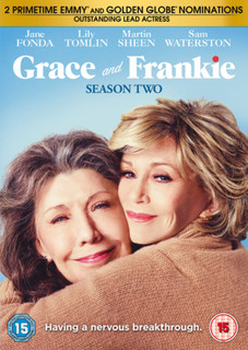 Grace and Frankie: Season Two (2016) (Normal) [DVD] [DVD / Normal]