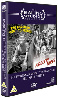 The Foreman Went to France/Fiddlers Three (1944) (Normal) [DVD] [DVD / Normal]