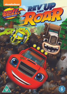 Blaze and the Monster Machines: Rev Up and Roar (2015) (Normal) [DVD] [DVD / Normal]