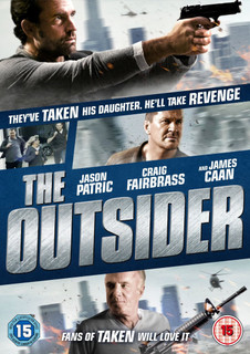 The Outsider (2014) (Normal) [DVD] [DVD / Normal]