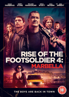 Rise of the Footsoldier 4 - Marbella (2019) (Normal) [DVD] [DVD / Normal]