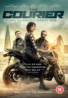 The Courier (2019) (Normal) [DVD] [DVD / Normal]