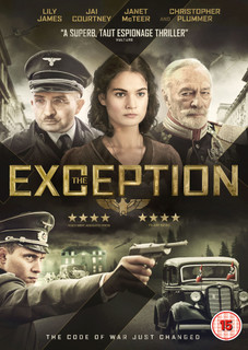 The Exception (2016) (Normal) [DVD] [DVD / Normal]