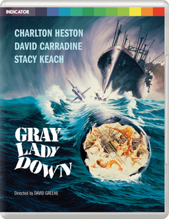 Gray Lady Down (1978) (Limited Edition) [Blu-ray] [Blu-ray / Limited Edition]