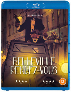 Belleville Rendezvous (2003) (Normal) [Blu-ray] [Blu-ray / Normal]