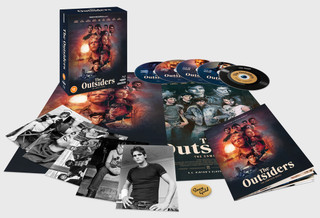 The Outsiders - The Complete Novel (1983) (4K Ultra HD + Blu-ray + CD (Restored Collector's Edition)) [Blu-ray] [Blu-ray / 4K Ultra HD + Blu-ray + CD (Restored Collector's Edition)]