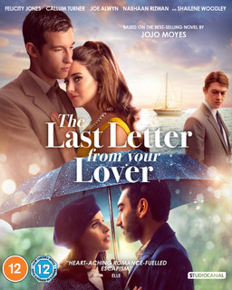 The Last Letter from Your Lover (2021) (Normal) [Blu-ray] [Blu-ray / Normal]