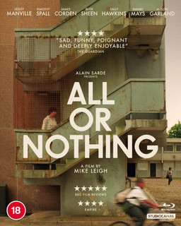 All Or Nothing (2002) (Normal) [Blu-ray] [Blu-ray / Normal]